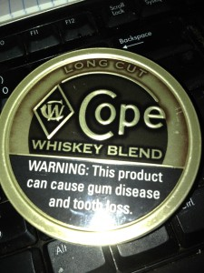 JoshiesWorld.com | Cope: Whiskey